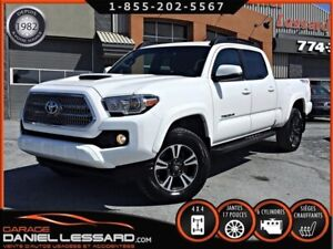 Toyota Tacoma TRD, DOUBLE CAB, MAG 17 P, NAVIGATION 2017
