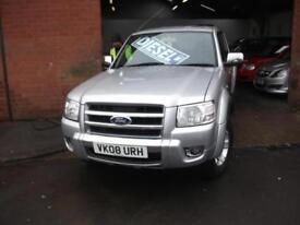 2008 FORD RANGER Pick Up Thunder Double Cab 2.5 TDCi 4WD