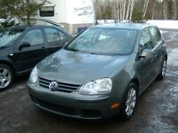2008 Volkswagen Golf (rabbit) 2.5 Hatchback