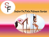 Intro To Pole Fitness Series Class Starts October 16th