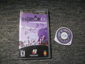Patapon 2 PSP Complete