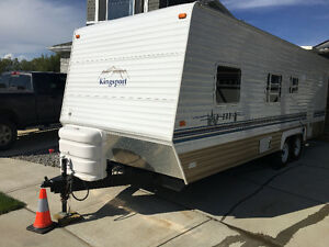 2008 Gulf Steam Kingsport K24RBL travel trailer