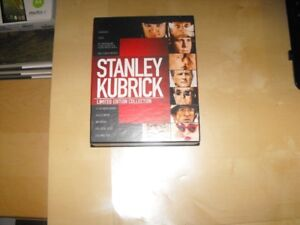 Blu-Ray Stanley Kubrick Limited Edition Collection