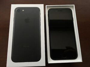 iPhone 7 Koodo/ Telus (matte Black)