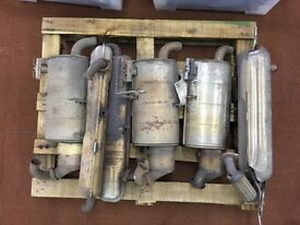 SMART FORTWO, ROADSTER, FORFOUR, CROSSBLADE - Exhausts Used