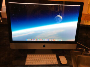 "Apple iMac 27"" - 2.7 GHz Core i5, 12 GB RAM, 1 TB HD - Mid 2011"