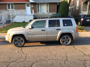 A VENDRE JEEP PATRIOT NORTH 2009