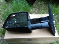 2014 toyota tundra driver side mirror