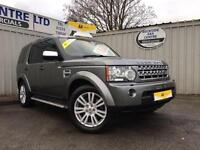 Land Rover Discovery 4 3.0SD V6 ( 242bhp ) 4X4 Auto 2010MY HSE 4X4