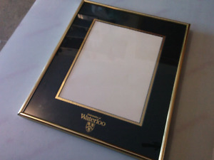 University of Waterloo picture frame
