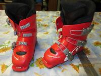 salomon size 23 ski boots