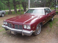 1975 olds delta 88 royale from florida