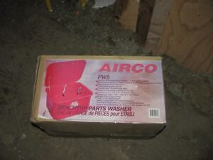 Varsol Cleaning Tank-New in box