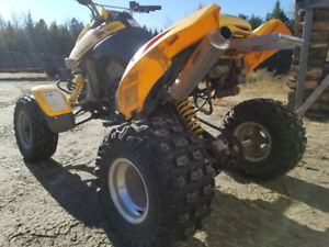 Bombardier ds650 fourwheeler