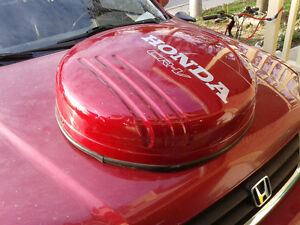 Spare Wheel Cover, Honda CRV (RED)