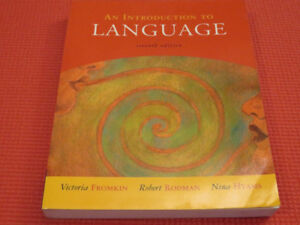 An introduction to language fromkin kijiji in ontario buy an introduction to language 7th edition by victoria a fromkin fandeluxe Gallery