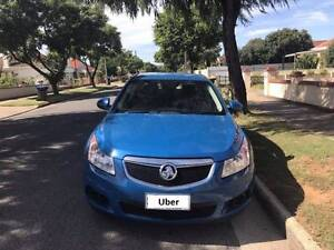 Rent a car for Uber Holden Cruze 2013 Devon Park Port Adelaide Area Preview