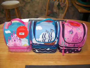 PRE-SCHOOL /  KIDS-LUNCH BOXES and BACKPACKS Kitchener / Waterloo Kitchener Area image 4