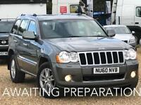 2010 Jeep Grand Cherokee 3.0 CRD V6 Overland 4x4 5dr