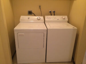 MAYTAG WASHER/DRYER SET (MUST GO BY FRIDAY SEPT. 2)