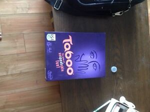 Taboo family game Cambridge Kitchener Area image 2