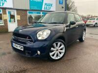 2014 MINI Countryman 1.6 Cooper S 5dr GRAVITY LEATHER ONLY 35K HATCHBACK Petrol