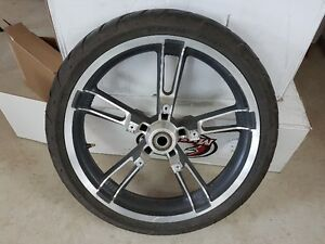 "19"" Harley Davidson Enforcer Front Wheel"