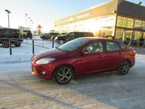2013 Ford Focus SE Sedan ACCIDENT FREE LOW KM