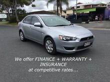 2007 Mitsubishi Lancer Auto, *OWN FROM $41/PW* Mermaid Beach Gold Coast City Preview