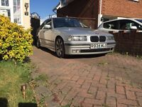 BMW e36 323i M52B25 2.5 Breaking plus some e46 parts