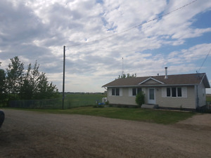 2005 Bungalow on two lots with 3 bedrooms and 1.5 bathrooms