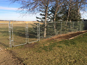 Chain Link Fence - 200ft / 5ft high *SOLD*