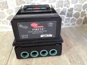 Fireye EB700 flame monitor system complete Kitchener / Waterloo Kitchener Area image 7