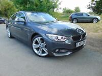 2013 BMW 4 Series 420d Luxury 2dr 19in Alloys! Electric Seats! 2 door Coupe