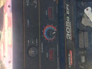 Lincoln EFI 305g welder