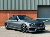 2016 Mercedes-Benz C Class C43 4Matic Premium Plus 2dr Auto COUPE Petrol Automat