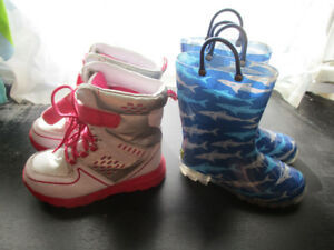 Kids - Girls Boots & Shoes - Size 12, 13, 1, 2 - Good Quality