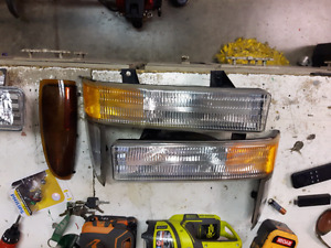 1999-2004 F250 F350 turn signal lights
