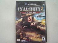 Call of Duty 2 Big Red One  / pour Game Cube