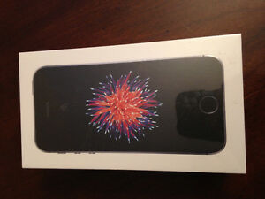 iPhone SE 16Gb Space Grey new/sealed