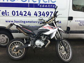 Yamaha WR125R Learner Legal Trail Bike / 125cc Enduro / Nationwide Delivery