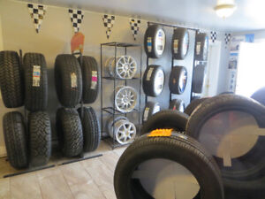 4 P205/60R16 NEW ALL SEASON TIRES ALL 4 TAX IN $253.00
