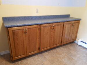 Kitchen cupboards/cabinets
