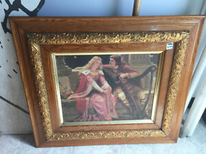 THE WISE SHOP HAS LOTS OF ART PAINTINGS ETC FOR SALE CHEAP !!