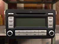VW PASSAT HIGHLINE 2009 MODEL MP3 CD RADIO