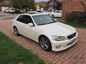 2001 Lexus IS300 LSD - Altezza Conversion - Trades Welcome
