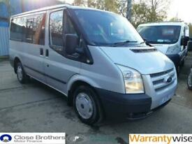 Ford Transit 2.2TDCi ( 140PS ) ( EU5 ) 280S ( Low Roof ) Tourneo 280 SWB Trend
