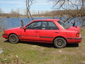 1993 Mazda Protege Familiale