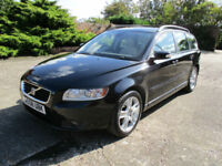 58 Volvo V50 1.6D SE Diesel, Estate, One Former Keeper, FSH.