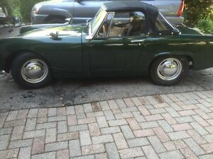 1968 MG MIDGET CONVERTIBLE